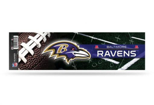 Baltimore Ravens Bumper Sticker Officially Licensed NFL