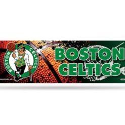 Boston Celtics Bumper Sticker NBA Officially Licensed