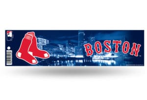 Boston Red Sox Bumper Sticker Officially Licensed MLB