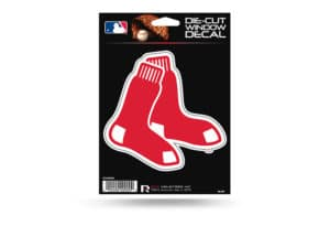 Boston Red Sox Window Decal Sticker Officially Licensed MLB