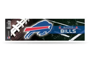 Buffalo Bills Bumper Sticker Officially Licensed NFL