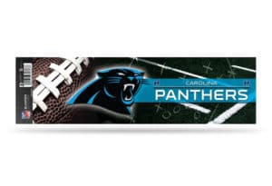 Carolina Panthers Bumper Sticker Officially Licensed NFL