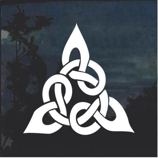 Celtic Knot Tribal Window Decal Sticker