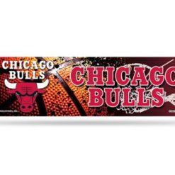 Chicago Bulls Bumper Sticker NBA Officially Licensed