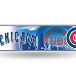 Chicago Cubs Bumper Sticker Officially Licensed MLB