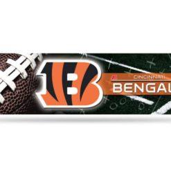 Cincinnati Bengals Bumper Sticker Officially Licensed NFL