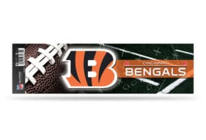 Cincinnati Bengals Bumper Sticker Officially Licensed NFL
