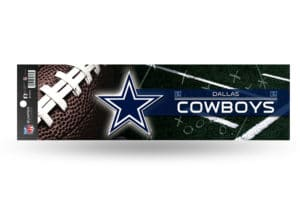 Dallas Cowboys Bumper Sticker Officially Licensed NFL