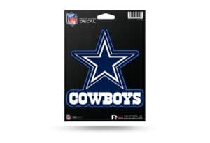 Dallas Cowboys Window Decal Sticker Officially Licensed NFL