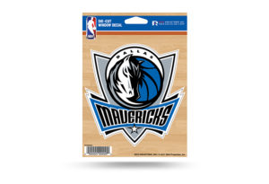 Dallas Mavericks Window Decal Sticker