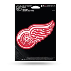Detroit Red Wings Window Decal Sticker Officially Licensed NHL