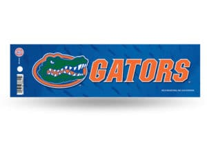 Florida Gators Gator Life Bumper Sticker Officially Licensed