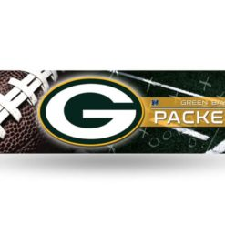 Green Bay Packers Bumper Sticker Officially Licensed NFL