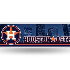 Houston Astros Bumper Sticker Officially Licensed MLB