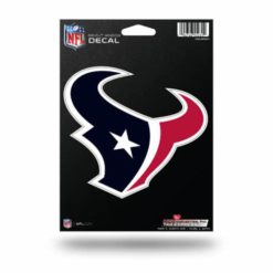 Houston Texans Window Decal Sticker Officially Licensed NFL