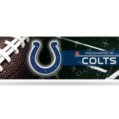 Indianapolis Colts Bumper Sticker Officially Licensed NFL