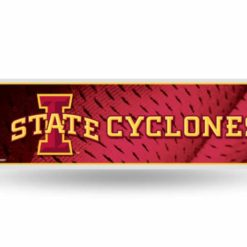 Iowa State Cyclones Bumper Sticker Officially Licensed