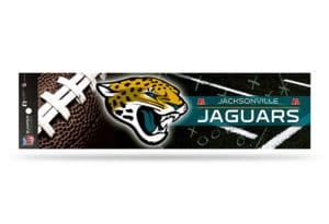 Jacksonville Jaguars Bumper Sticker Officially Licensed NFL