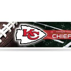 Kansas City Chiefs Bumper Sticker Officially Licensed NFL