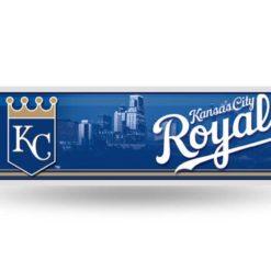 Kansas City Royals Bumper Sticker Officially Licensed MLB