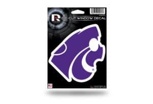 Kansas State Wildcats Window Decal Sticker Officially Licensed