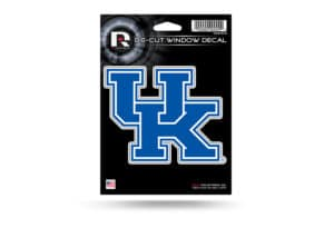 Kentucky Wildcats Window Decal Sticker Officially Licensed