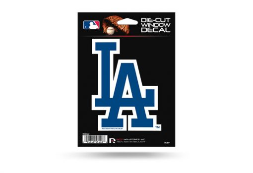 LA Dodgers Window Decal Sticker Officially Licensed MLB