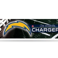 Los Angeles Chargers Bumper Sticker Officially Licensed NFL