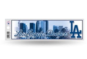 Los Angeles Dodgers LA Bumper Sticker Officially Licensed MLB