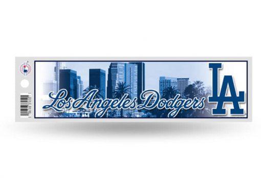 Los Angeles Dodgers LA Bumper Sticker Officially Licensed MLB