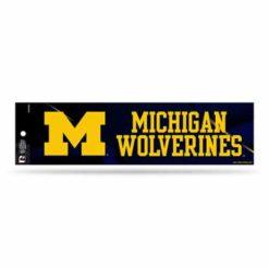 Michigan Wolverines Bumper Sticker Officially Licensed