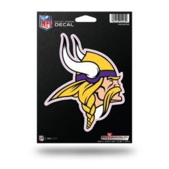 Minnesota Vikings Window Decal Sticker Officially Licensed NFL