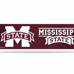 Mississippi State Bumper Sticker Officially Licensed