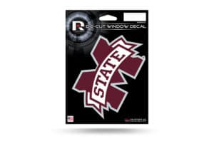 Mississippi State Window Decal Sticker Officially Licensed