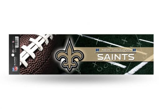 New Orleans Saints Bumper Sticker Officially Licensed NFL