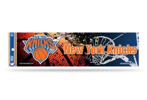 New York Knicks Bumper Sticker NBA Officially Licensed