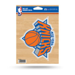 New York Nicks Window Decal Sticker NBA Officially Licensed