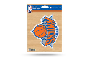New York Nicks Window Decal Sticker NBA Officially Licensed
