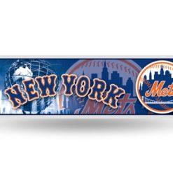 New York Mets Bumper Sticker Officially Licensed MLB