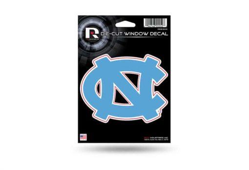 North Carolina Tar Heels Window Decal Sticker Officially Licensed