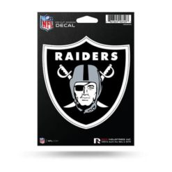 Oakland Raiders Window Decal Sticker Officially Licensed NFL