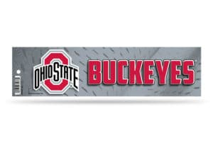 Ohio State Buckeyes Bumper Sticker Officially Licensed