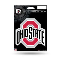 Ohio State Buckeyes Window Decal Sticker Officially Licensed