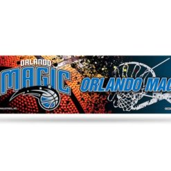 Orlando Magic Bumper Sticker NBA Officially Licensed