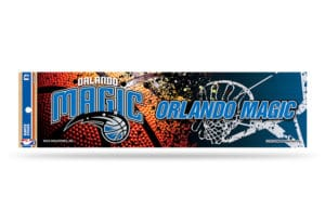 Orlando Magic Bumper Sticker NBA Officially Licensed
