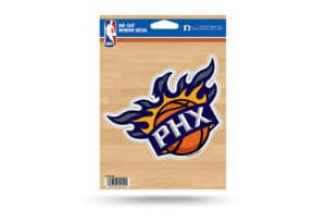 Phoenix Suns Window Decal Sticker NBA Officially Licensed