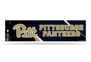 Pitt Pittsburgh Panthers Bumper Sticker Officially Licensed
