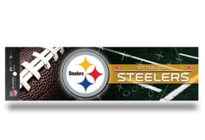 Pittsburgh Steelers Bumper Sticker Officially Licensed NFL