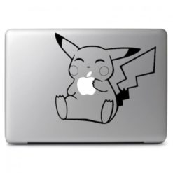 Pokemon Pikachu Laptop Decal Sticker