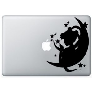 Sailor Moon Sarena Laptop Decal Sticker